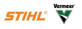 stihl & vermeer logo